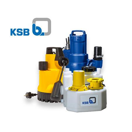 Pompe de relevage KSB monophasé 220v | LaBonnePompe.com