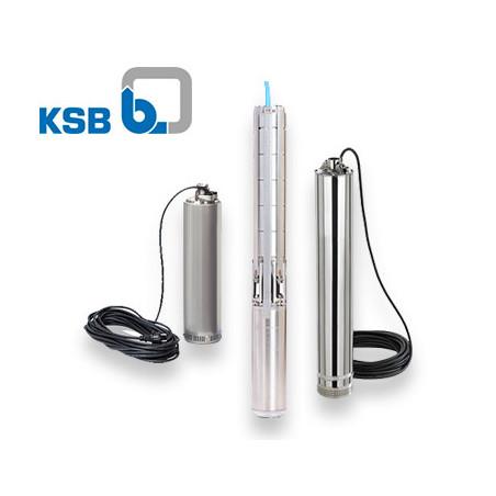 Pompe immergée KSB monophasé 220v | LaBonnePompe.com