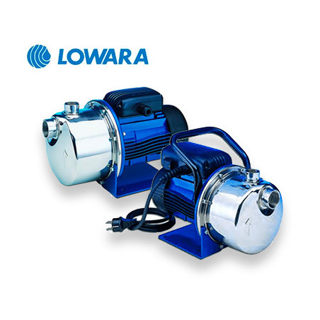 Pompe auto-amorçante Lowara monophasé 220v | LaBonnePompe.com