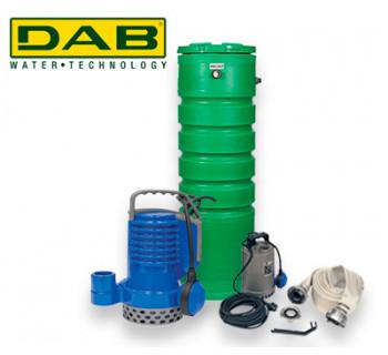 Pompe de relevage DAB