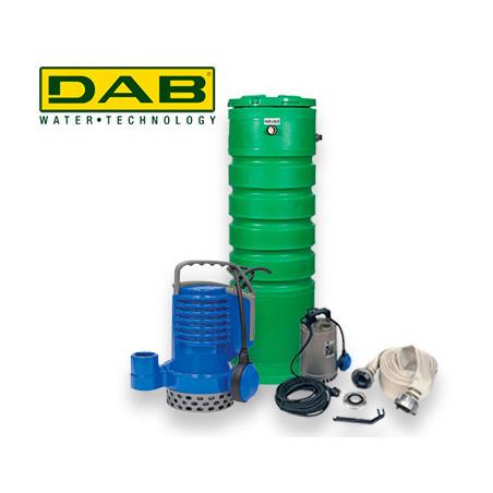 Pompe de relevage DAB triphasé 380v | LaBonnePompe.com