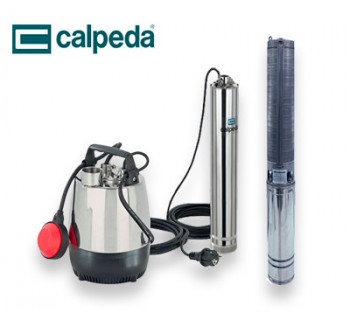 Pompe immergée CALPEDA