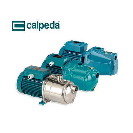 Pompe auto-amorçante Calpeda triphasé 380v | LaBonnePompe.com