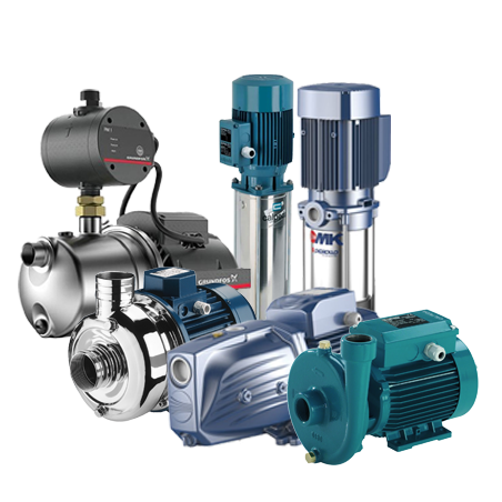 Pompe de surface et pompe à eau électrique | LaBonnePompe.com