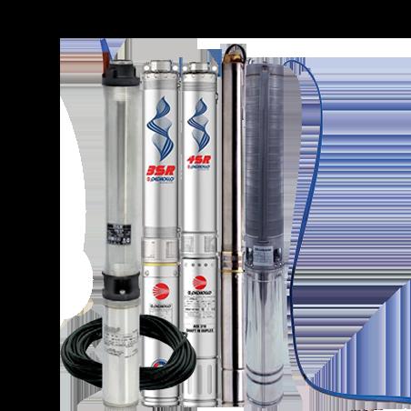 Pompe de forage inox | Qualité professionnelle | LaBonnePompe.com