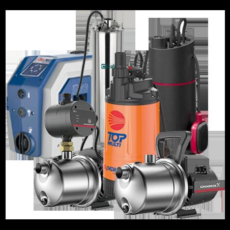 Pompe à eau pour puits | LaBonnePompe.com