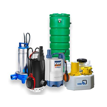 Pompe de relevage eau claire & eau usée | LaBonnePompe.com