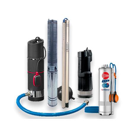 Pompe immergée | Pompes submersibles Puit et Forage | LaBonnePompe.com